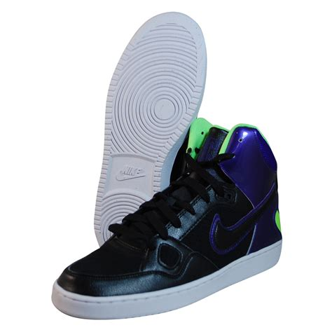 nike mid basketball shoes nike mens of mid black basketball shoes ebay