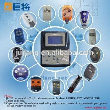 Advanced Electronic Applications Mba Rc Code Reader by Host Duplicator Remote Code And Frequency Meter