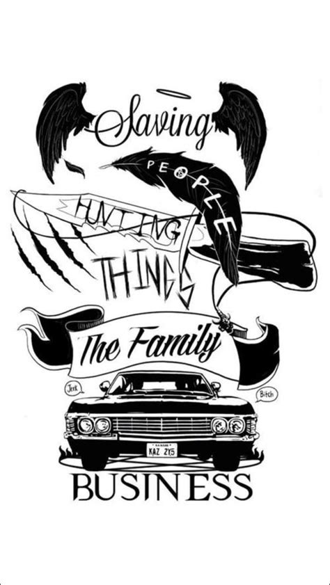 tattoo the family business my supernatural tattoo plan to get this in may tattoo