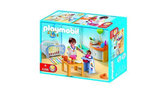 playmobil chambre enfant playmobil chambre de b 233 b 233