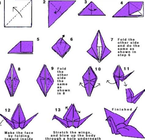 Steps To Do Origami - how to make a origami step by step car interior