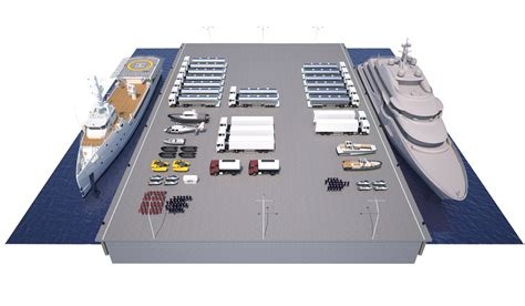 yacht game changer new damen yacht support game changer launched