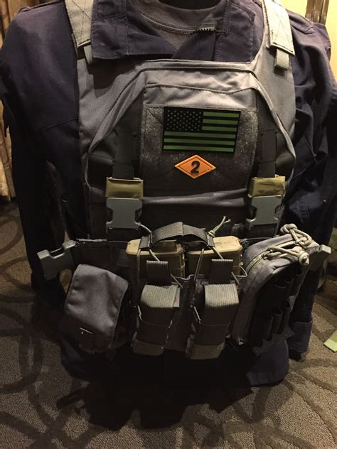 fight light plate carrier tactical tailor introduces wolf grey to line soldier
