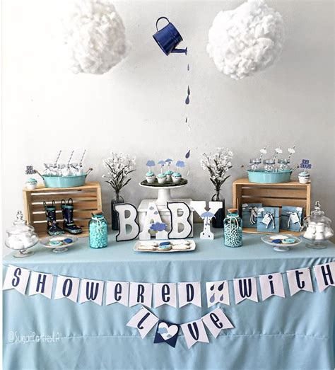 April Showers Baby Shower by 25 Best Ideas About Baby Showers On