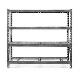 gladiator rack shelving