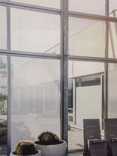 Sichtschutz Fenster Textil by Sichtschutz Textil Cheap Als Klassischer Sichtschutz With