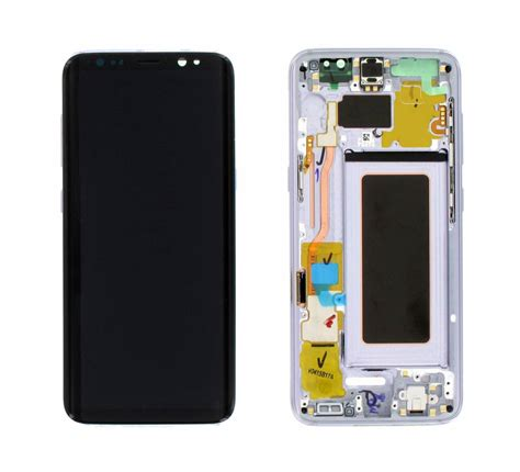 Lcd Galaxy S8 samsung g950f galaxy s8 lcd display module orchid gray