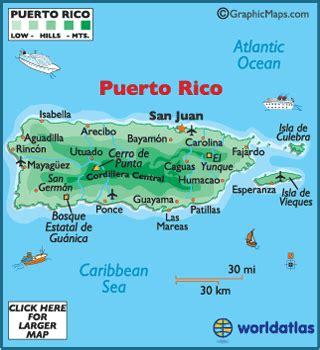 ponce puerto rico  worldatlascom