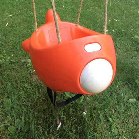 little tikes airplane swing vintage little tikes child baby plane airplane swing