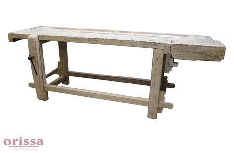 tavolo falegname prezzo tavolo da falegname bianco decapato cx028 orissa