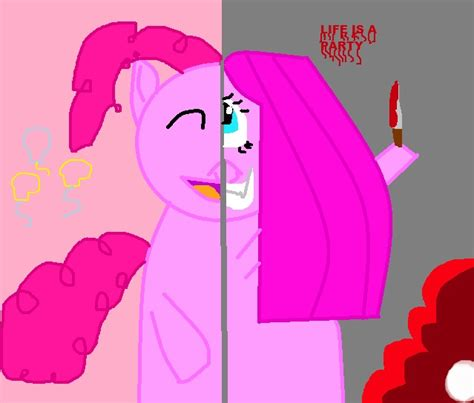 My Little Pony Wall Mural pinkie pie and pinkamena my little pony friendship is