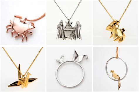 Origami Jewelry Wholesale - of paper folding with a japanese friend leads to