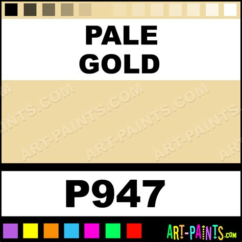 pale gold ultra ceramic ceramic porcelain paints p947 pale gold paint pale gold color