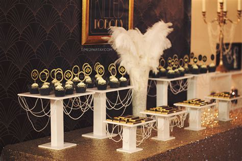 big themes in the great gatsby 1920 s graduation end of school party ideas photo 1 of