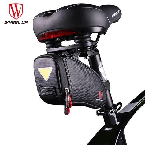Tas Sepeda Jakartanotebook wheel up tas sepeda waterproof bag c15 black