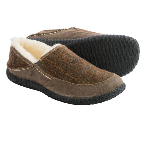 mens designer slippers acorn rambler slippers for save 71