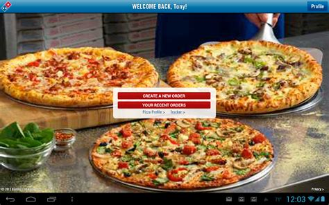 domino pizza usa domino s pizza usa android apps on google play