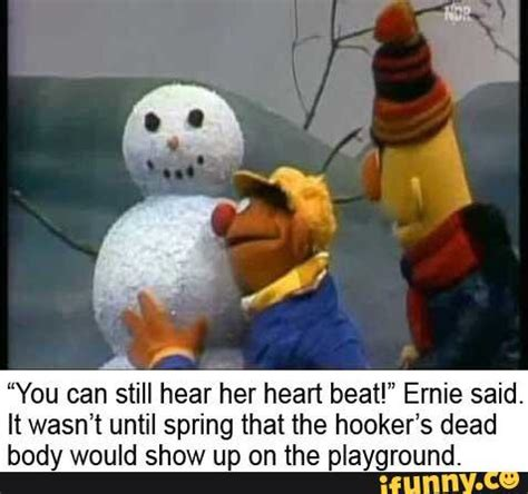 Ernie Meme - bert and ernie memes page 2 tigerdroppings com