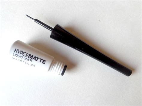Eyeliner Maybelline Hyper Mate maybelline new york hyper matte liquid liner review