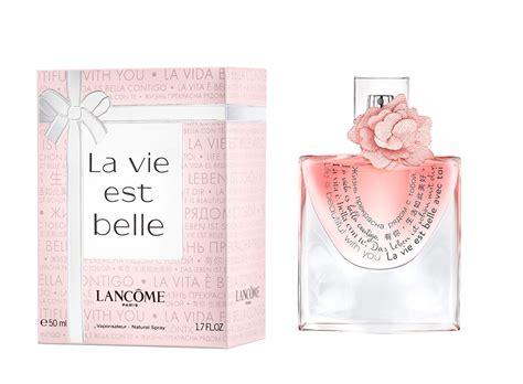 la vie est belle avec toi lancome perfume