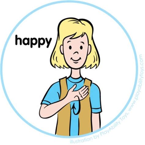 Happy Birthday Sign Language by Sign With Your Baby Starts October 27 Visually Speaking