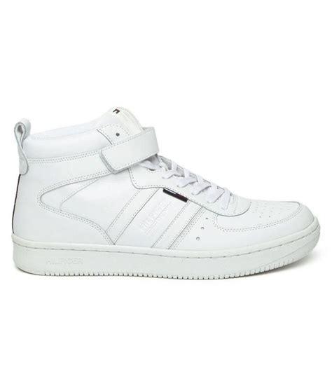 hilfiger white sneakers hilfiger casual shoes india style guru