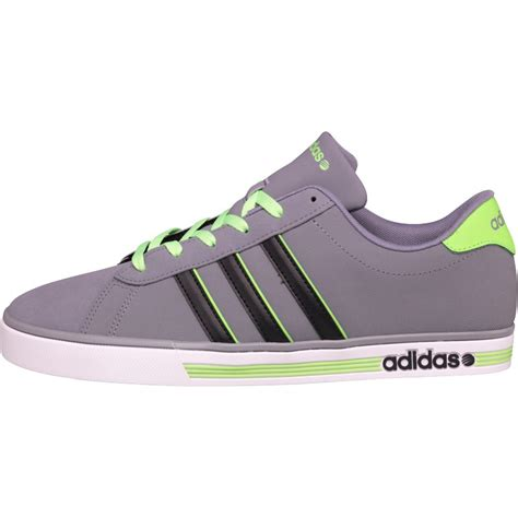 Adidas Neo Daily Black buy adidas neo mens daily team trainers grey black solar green
