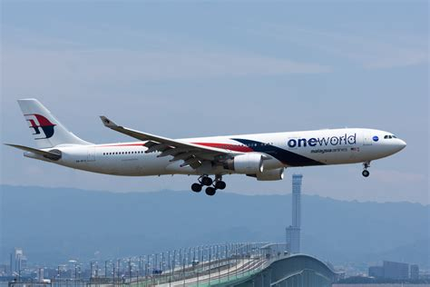 Malaysia Airlines One World Airbus A330 Passenger Airplane Metal Dieca file malaysia airlines a330 300 9m mto 18185428759 jpg wikimedia commons