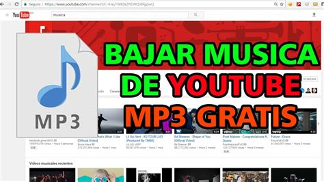 download mp3 youtube descargar bajar musica de youtube mp3 gratis youtube