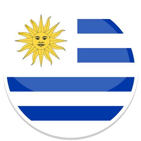 flags of the world uruguay uruguay icon round world flags iconset custom icon design