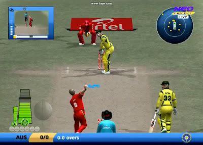 download zapak games full version ea sports cricket 2012 2013 cricket game pc download