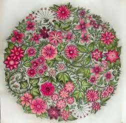 secret garden colouring book tips johanna basford secret garden flower mandala plus cahier