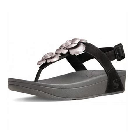 Sandal Fitflop Banda Flower รองเท า fitflop ราคาถ ก fitflop แท fitflop thailand sale