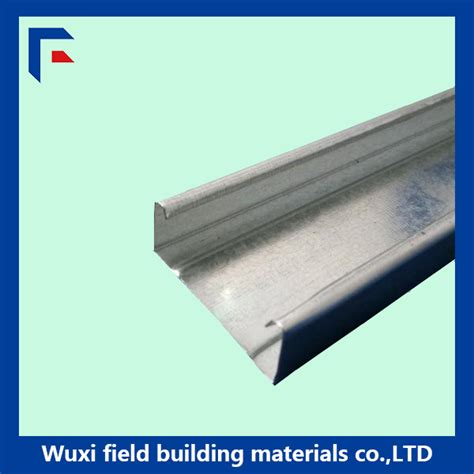 What Size Drywall For Ceiling by Metal Furring Channel Sizes For Drywall Ceiling Buy High