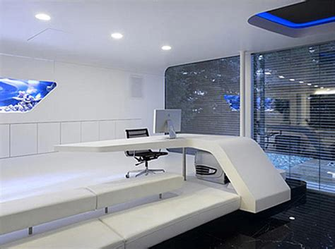 Futuristic Homes Interior Futuristic Interior Design An It Entrepreneur S Home