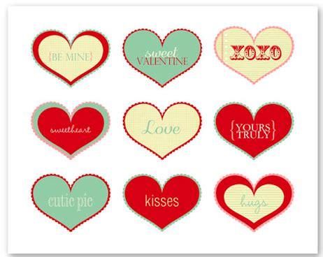 printable hearts for valentines day 11 free printables tip junkie