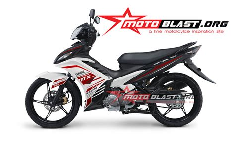Striping Mx 2014 Merah modif striping jupiter mx simple motoblast