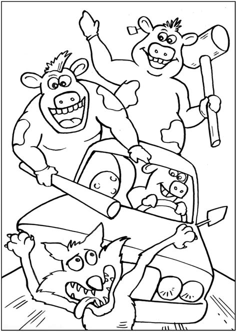 Barnyard Coloring Pages Az Coloring Pages Barnyard Coloring Pages