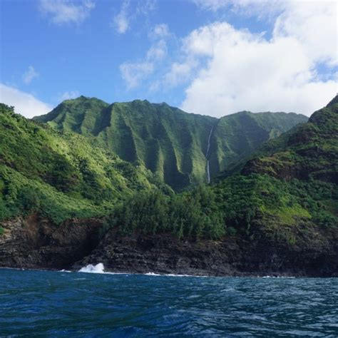 napali coast boat tours south shore travel guide princeville kauai hawaii