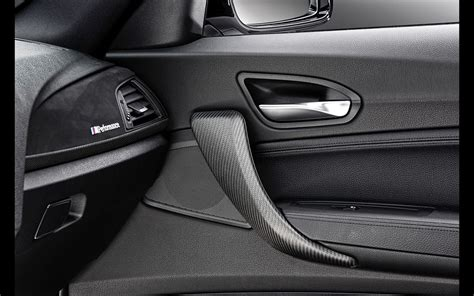 2014 bmw 4 series coupe with m performance parts interior