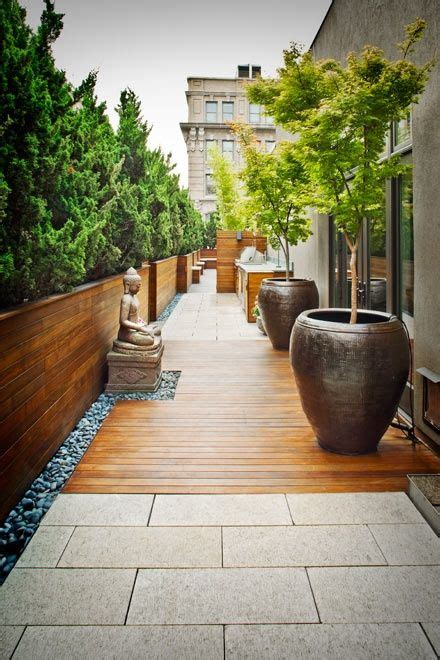 fresh  cool rooftop garden designs interior vogue