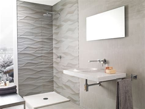 Modern Tile Bathrooms Porcelanosa Aluminum Leaf Modern Tile San Francisco By Cheaperfloors