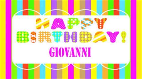 Imagenes De Feliz Cumpleaños Giovanni | cumplea 241 os giovanni