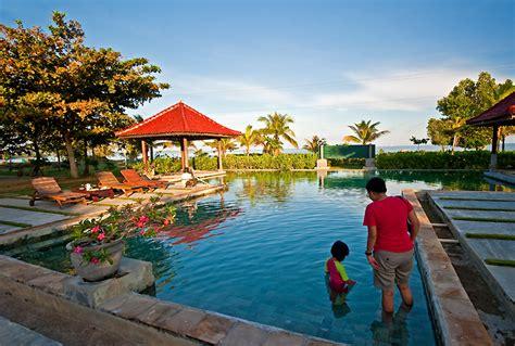 Lu Kolam Renang weekend di belitung liburkeluarga