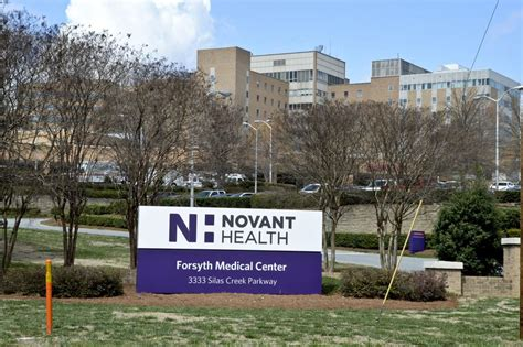 novant confirms  percent increase  excess revenue