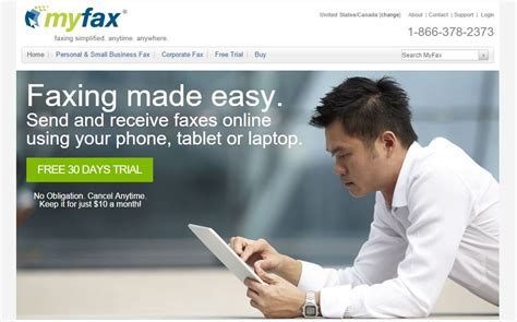 best efax service best electronic fax services for small businesses