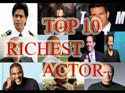 Top 10 Highest Paid Actors In The World World S Richest Actors 2017 2018 by Top 10 Richest Actors In The World The Highest Paid Actors