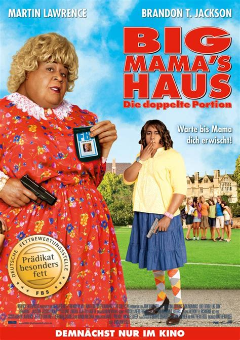 big momma s house 3 two new international big momma s house 3 posters and trailer filmofilia