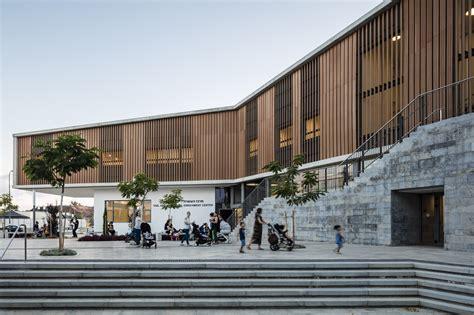 rushmead house community center rehovot community center kimmel eshkolot architects
