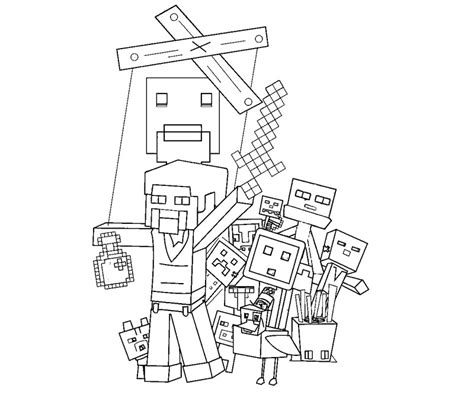 minecraft coloring pages ghast free minecraft armor coloring pages